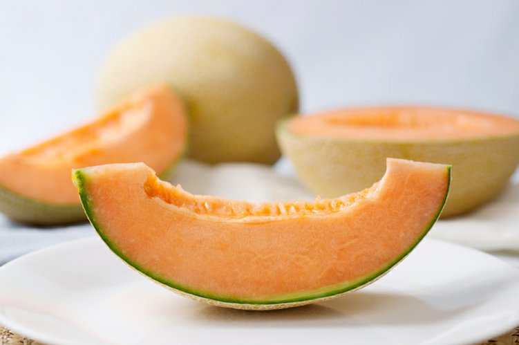 Cantaloupe Dicarlo Foods Avoid adding cantaloupe seeds to the pile. dicarlo foods